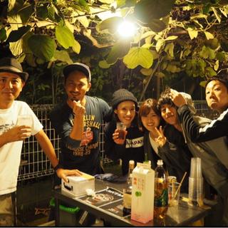 BBQ.🍖@水しろ果樹園 - 船橋市