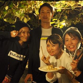 BBQ.🍖@水しろ果樹園 - パーティー