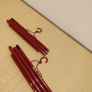 着物用ハンガー(100円)