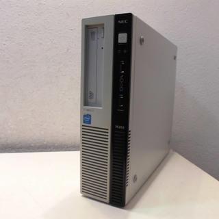 【Win10】デスクトップPC NEC MK28EL-J Cel...