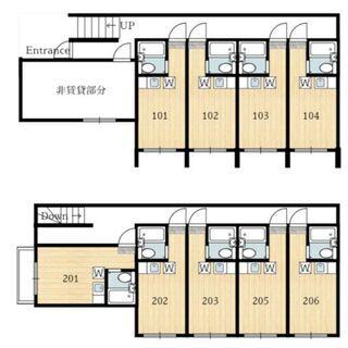 初期費用7万円以下、小金井の新築物件