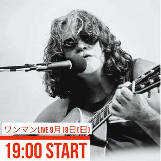 Paul Willams Live@StudioONE茅ヶ崎