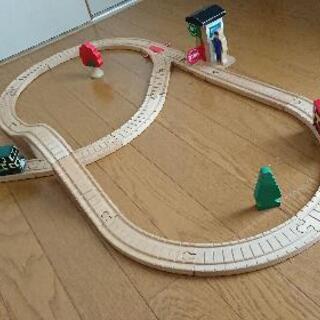 【値下げしました】トーマスの仲間⁉️の木製レール - おもちゃ