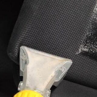 車内クリーニング施工致します❗❗🚙