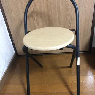 【ネット決済・配送可】椅子