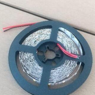 LEDテープ5m電球色 12v