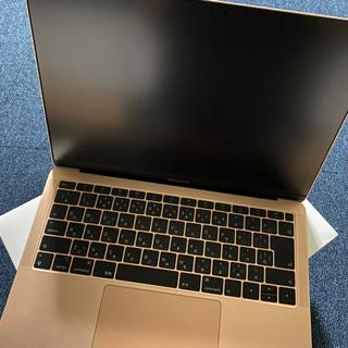 【ネット決済・配送可】MacBook Air2019 美品