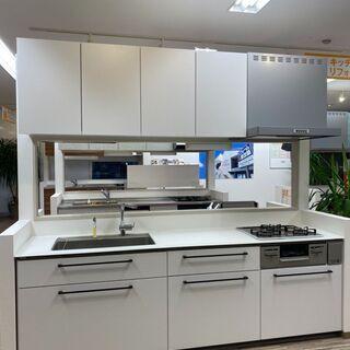 【ネット決済】【1点限り】展示品システムキッチン(未使用品)TO...