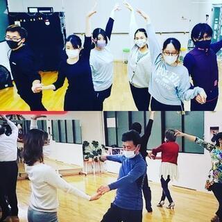🌟🌟社交ダンス🌟🌟  メンバー募集中 未経験歓迎⑫ − 広島県