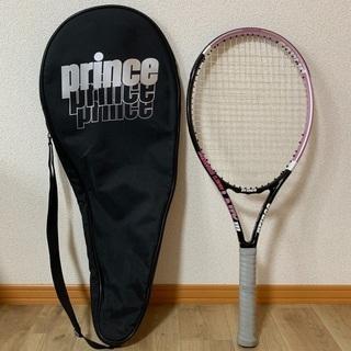 【ネット決済】【中古】硬式テニスラケット【プリンス】