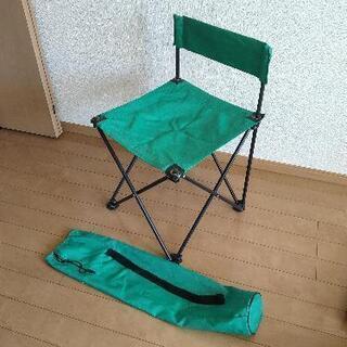 【ネット決済】キャンプ用チェア