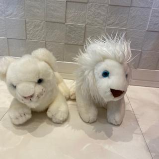 【ネット決済】ライオンのぬいぐるみ