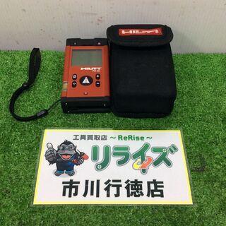 HILTI PD30 レーザー距離計【リライズ市川行徳店】…