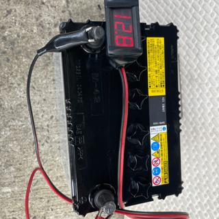 【ネット決済】M42 アイドルストップ バッテリー