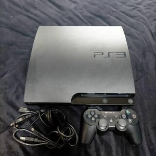 【中古】PS3 (160GB) ブラック (CECH-3000A...