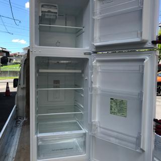【新生活セット販売】単身用冷蔵庫洗濯機セット 格安販売商品です。ヤマダ電機&AQUA  2019年製 - 東海市
