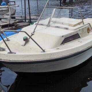 ヤンマーFZ17 プレジャーボート
