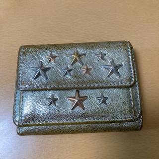 【ネット決済】ジミーチュウ三つ折り財布