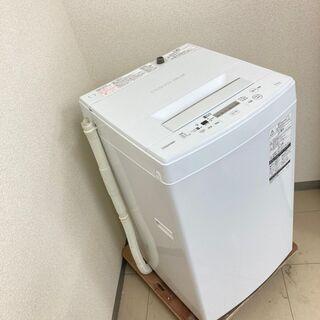 【良品】【地域限定送料無料】洗濯機 TOSHIBA 4.5kg 2018年製 ASB090305 - 台東区