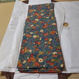 花柄羽織り
