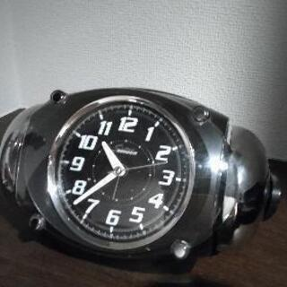 目覚まし時計 時計 大音量 スーパーライデン セイコー