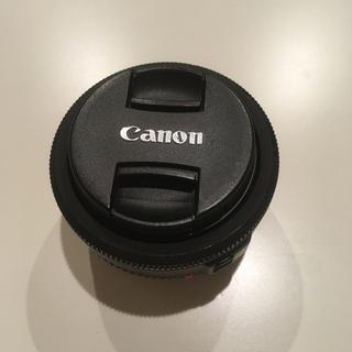 【ネット決済】Canon EFレンズ 40mm 1:2.8 STM