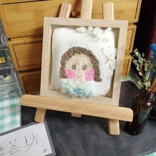 DIY刺繍コース