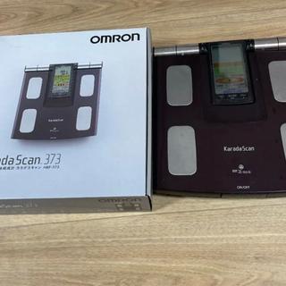 OMRON HBF-373 体重計