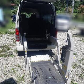 用途色々 格安福祉車両ハイエース  − 岩手県