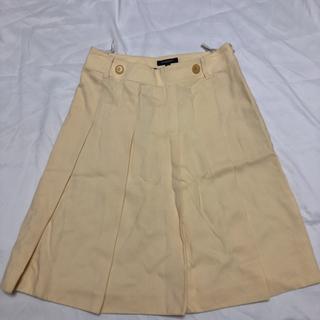 バーバリーロンドン プリーツスカート 38 M