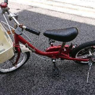 子ども自転車 14インチ