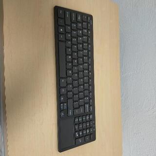 【値下げしました】 未使用 Bluetoothキーボード US配列