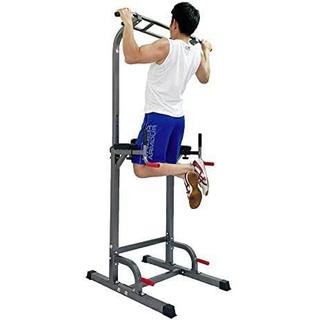 ぶら下がり健康器 懸垂マシン チンニングスタンド 多機能 …
