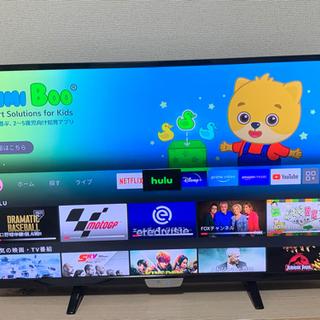 【ネット決済】最終値下!maxzen 40インチ テレビ