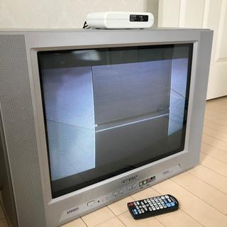 【0円】地デジチューナーとテレビ