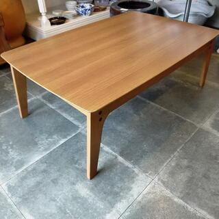 木目調こたつテーブル、お売りします。