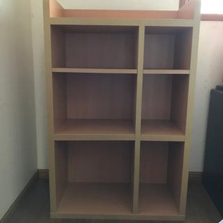 木製整理棚