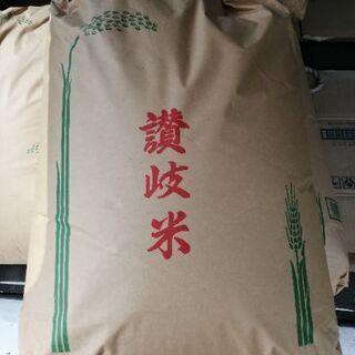新米 令和三年産香川県産コシヒカリ 玄米30㌔