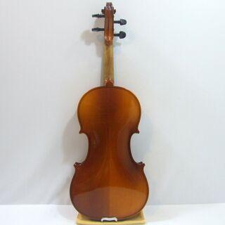メンテ済み ヨーロッパ HORA ルーマリア製 バイオリン 4/4 美品セット インド製ガルネリタイプ顎あて ナイロン弦 アジャスター内蔵テールピース 全国発送対応 中古バイオリン 名古屋近郊 手渡し可能 愛知県清須市より 管理(カ)8590 - 楽器