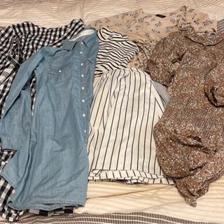 お相手決まりました!新品、タグ付きあり! 秋服たくさん 10枚セット レディース ワンピース スカート カットソー Mサイズ - 服/ファッション
