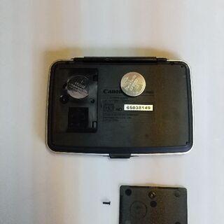 Canon 電子辞書 電池交換済み - 家電