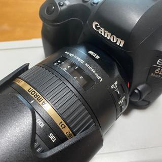 Canon EOS 6D MARK2 + タムロンSP70-30...