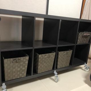 重厚なサイドテーブル カウンター テレビボード
