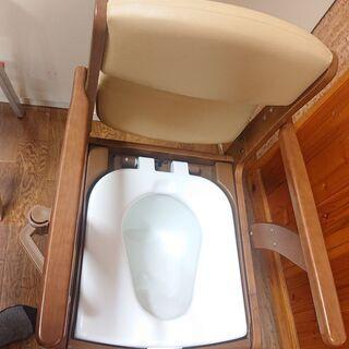 【ネット決済】ポータブルトイレ 未使用