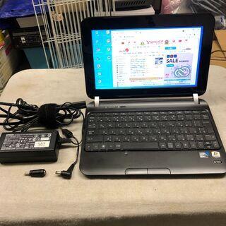 超小型モバイルノートPC ヒューレットパッカード HP-mini...