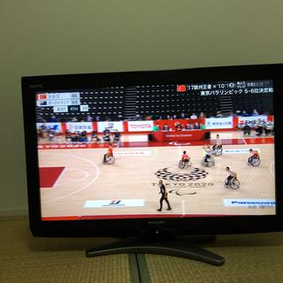 【ネット決済】AQUOS 32型テレビ