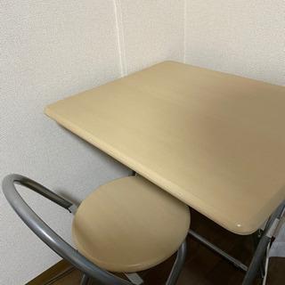 【ネット決済】パソコンデスク椅子セット(美品)✨
