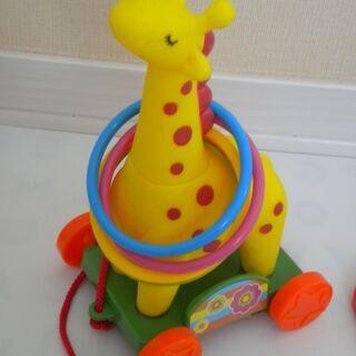 【取りに来てくれる方限定】3歳くらいまでのおもちゃ(お散歩)