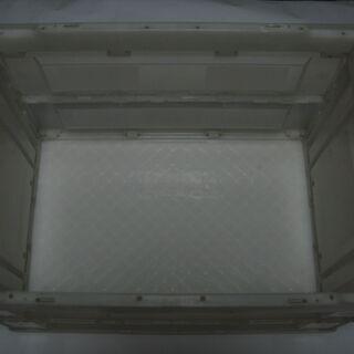 *折りたたみコンテナ トラスコ中山(株)製*