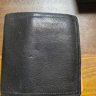 porterの2つ折り財布です。